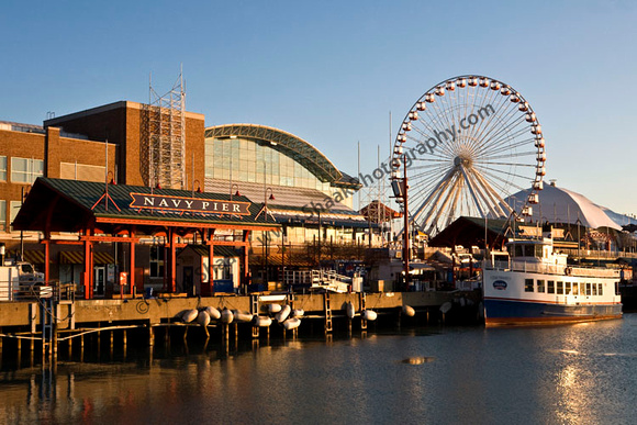 Navy Pier Chicago IL
